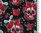 Halloween Floral Sugar Skulls